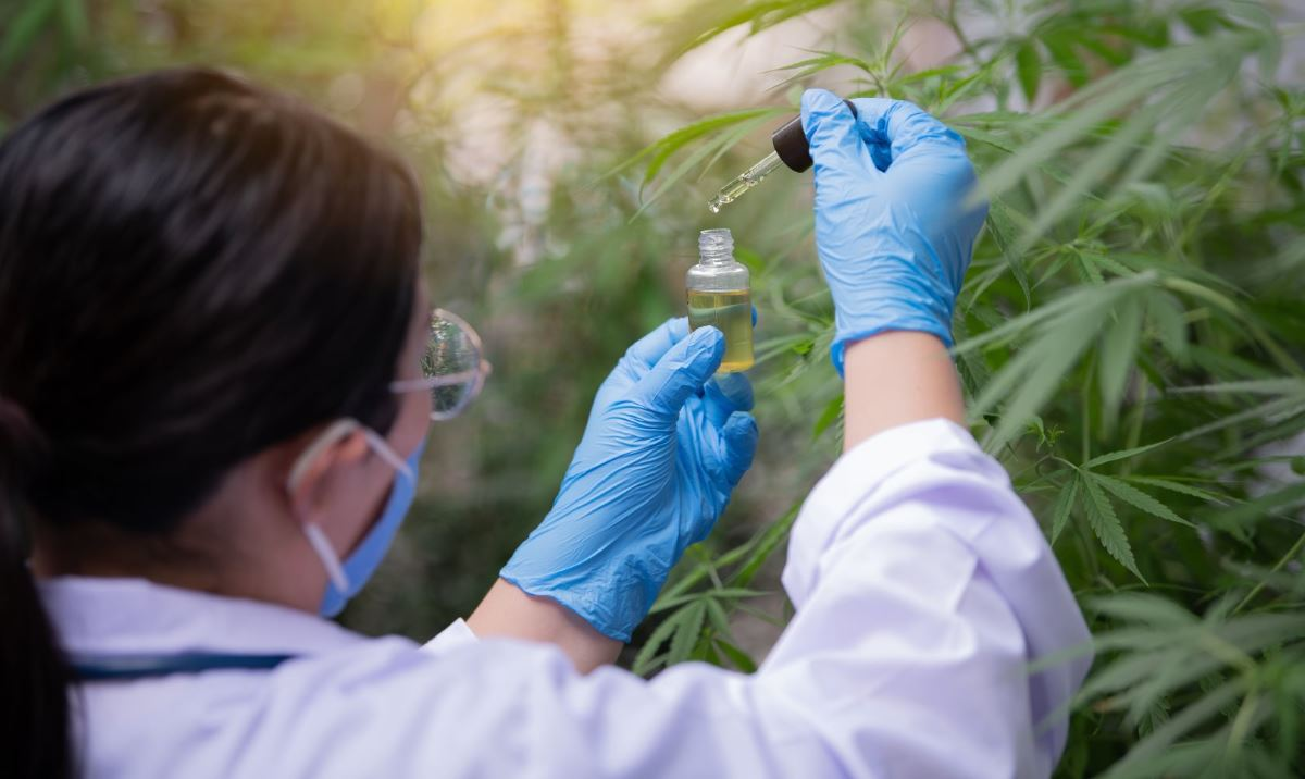 Columbia Care - Exklusive Cannabisprodukte